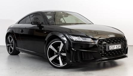 2019  Audi TT 45 Tfsi Coupe