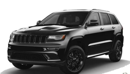 2021 Jeep Grand Cherokee S-Limited Wagon