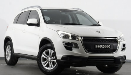 2016 Peugeot 4008 Active Wagon