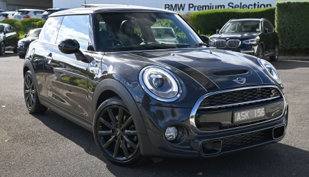 2017 MINI Hatch Cooper S Hatchback