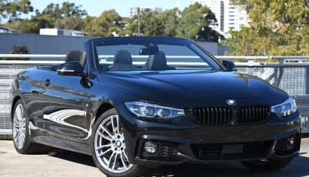 2020  BMW 4 Series 420i M Sport Convertible