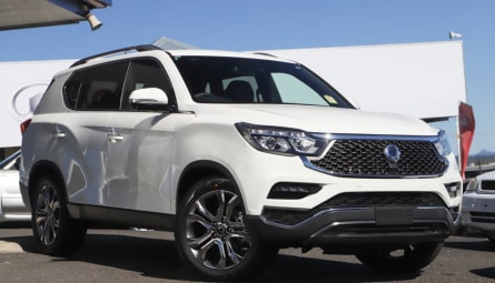 2021 SsangYong Rexton Ultimate Wagon