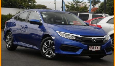 2017  Honda Civic Vti Sedan
