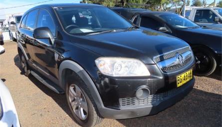 2010  Holden Captiva Cx Wagon