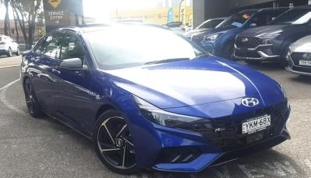 2021 Hyundai i30 N Line Premium Sedan