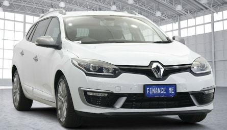 2016 Renault Megane GT-Line Sportwagon