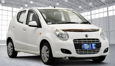 2012  Suzuki Alto Gl Hatchback