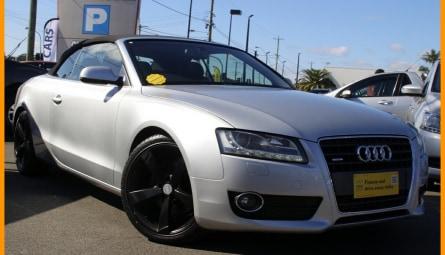 2009 Audi A5Coupe