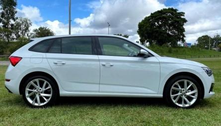 2020 SKODA Scala 110TSI Hatchback