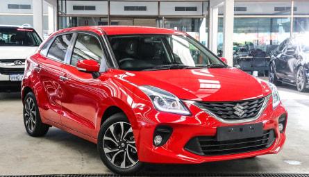 2020  Suzuki Baleno Glx Hatchback