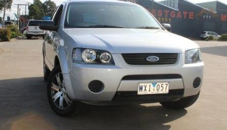 2008 Ford Territory SR Wagon