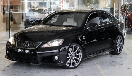 2010  Lexus IS Is F Sedan