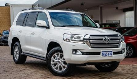 2021 Toyota Landcruiser VX Wagon