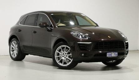 2016 Porsche Macan S Wagon