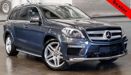2015  Mercedes-Benz GL-Class Gl350 Bluetec Edition S Wagon