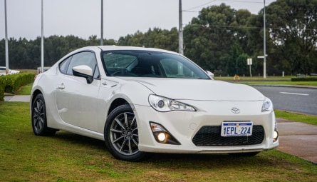 2014  Toyota 86 Gt Coupe