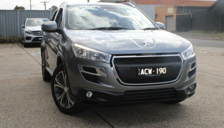 2014 Peugeot 4008 Active Wagon