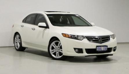 2011 Honda Accord Luxury Sedan