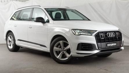 2020 Audi Q7 45 TDI Wagon