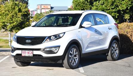 2015  Kia Sportage Platinum Wagon