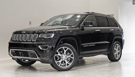 2020 Jeep Grand Cherokee Overland Wagon