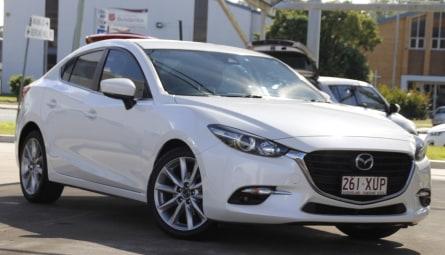 2017  Mazda 3 Sp25 Sedan