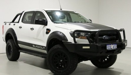 2015  Ford Ranger Xl Utility Double Cab