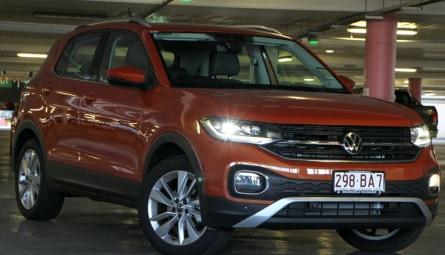 2020  Volkswagen T-Cross 85tsi Style Wagon