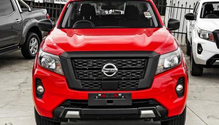 2021  Nissan Navara Sl Utility Dual Cab