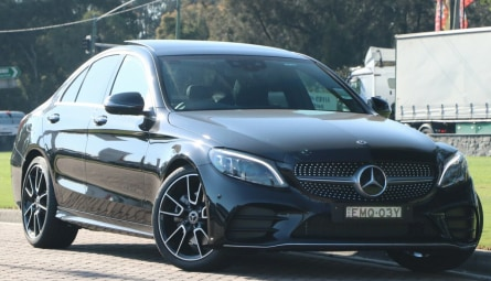 2020 Mercedes-Benz C-Class C300 Sedan