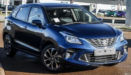 2021  Suzuki Baleno Glx Hatchback