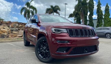2020 Jeep Grand Cherokee S-Limited Wagon