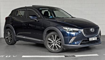2015 Mazda CX-3 Akari Wagon