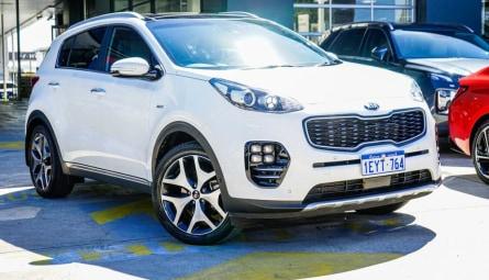 2016 Kia Sportage Platinum Wagon