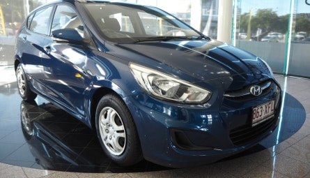 2014 Hyundai Accent Active Hatchback
