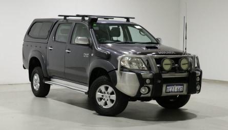 2008 Toyota Hilux SR5 Utility Dual Cab
