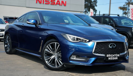 2019 INFINITI Q60 Pure Coupe