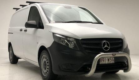 2016 Mercedes-Benz Vito 116BlueTEC Van
