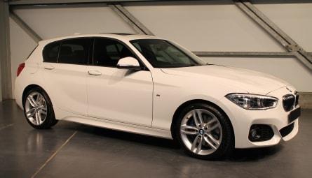 2015 BMW 1 Series 125i Sport Line Hatchback