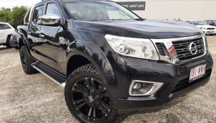 2016  Nissan Navara St-x Utility Dual Cab