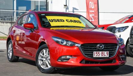 2015  Mazda 3 Touring Hatchback