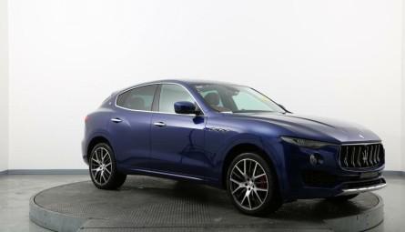 2017  Maserati Levante Luxury Wagon