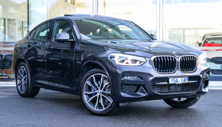 2020  BMW X4 Xdrive30i M Sport Coupe