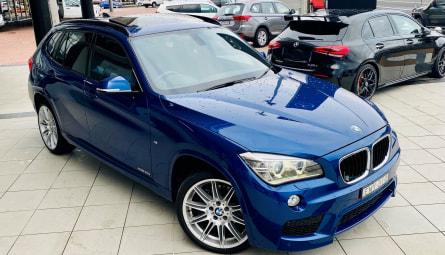 2014  BMW X1 Sdrive20i Wagon