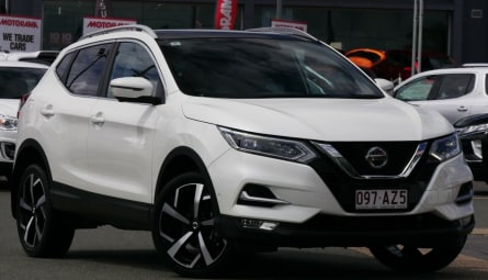 2019 Nissan Qashqai Ti Wagon