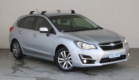2015  Subaru Impreza 2.0i Premium Hatchback
