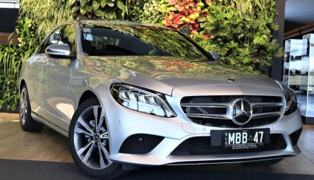 2021  Mercedes-Benz C-Class C200 Sedan