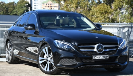 2016  Mercedes-Benz C-Class C250 Sedan