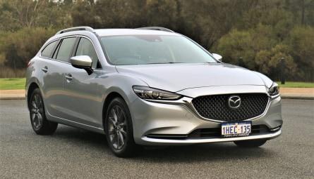 2020  Mazda 6 Sport Wagon