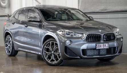 2019  BMW X2 Xdrive20d M Sport Coupe